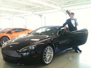Bond. Michael Sean Miller.