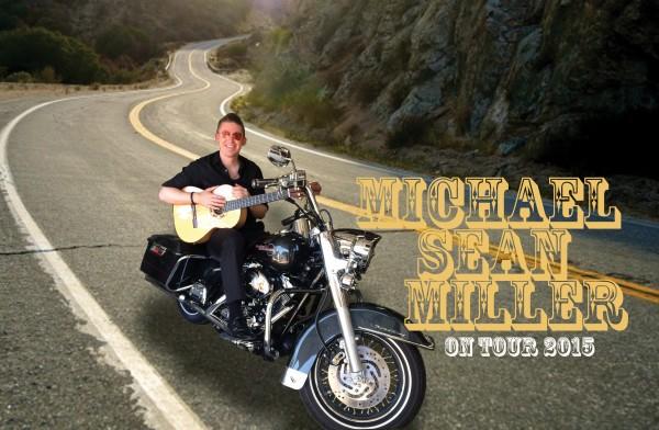 Michael on Harley Davidson  RGB