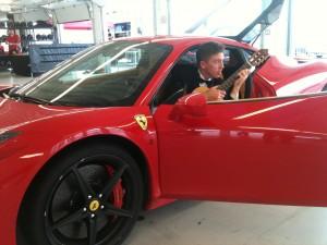 F430 Ferrari Photoshoot in Vegas