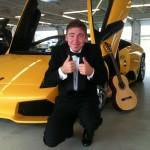 Lamborghini Photoshoot Las Vegas